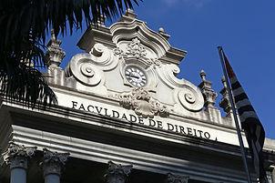 Edificio de la Facultad de Derecho