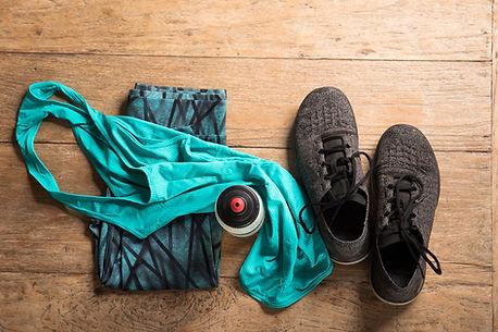Тренируйся Одежда