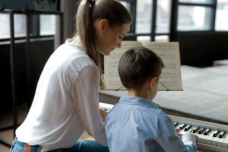 Classe di pianoforte