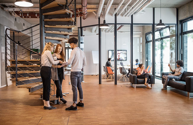Innovative Coworking Space ideas singapore
