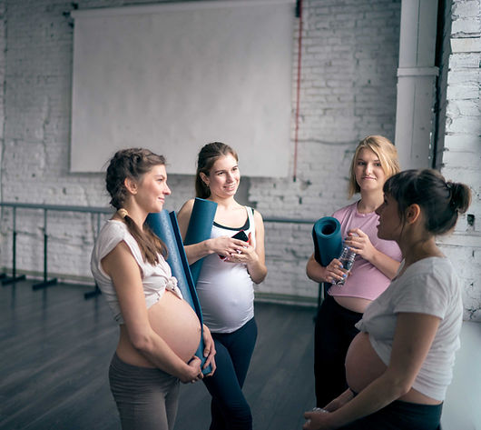 Schwangeren Yoga in Gutau
