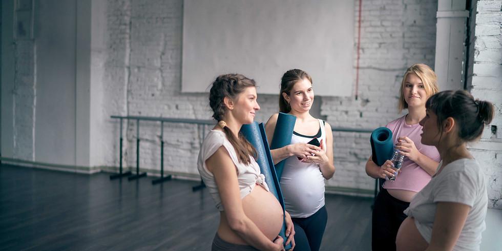 Präsenzkurs Achtsamkeit in der Schwangerschaft