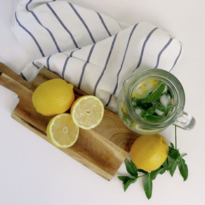 7 Day Lemon Water Detox