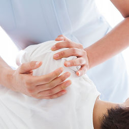 Otheopathy with Shoulder Treatment