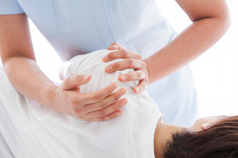 Shoulder and back Treatment