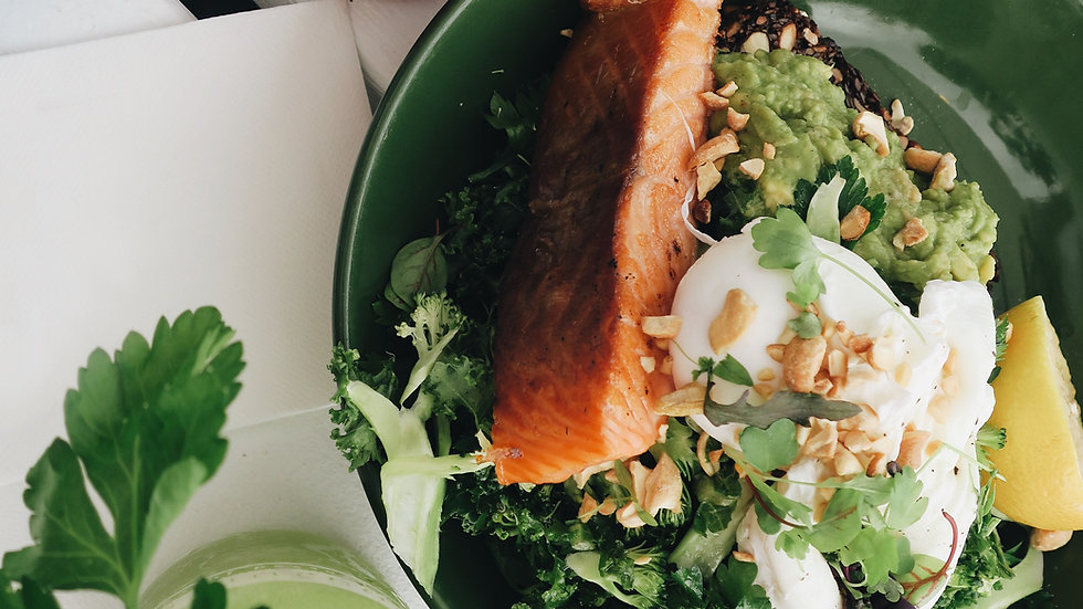 Metabolic Health, Chronic Pain and Anti-Inflammatory Nutrition