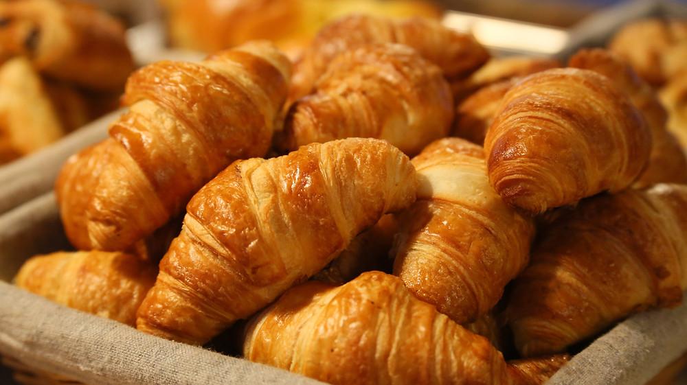 Croissants... français