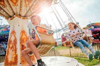 Carrousel kinderen