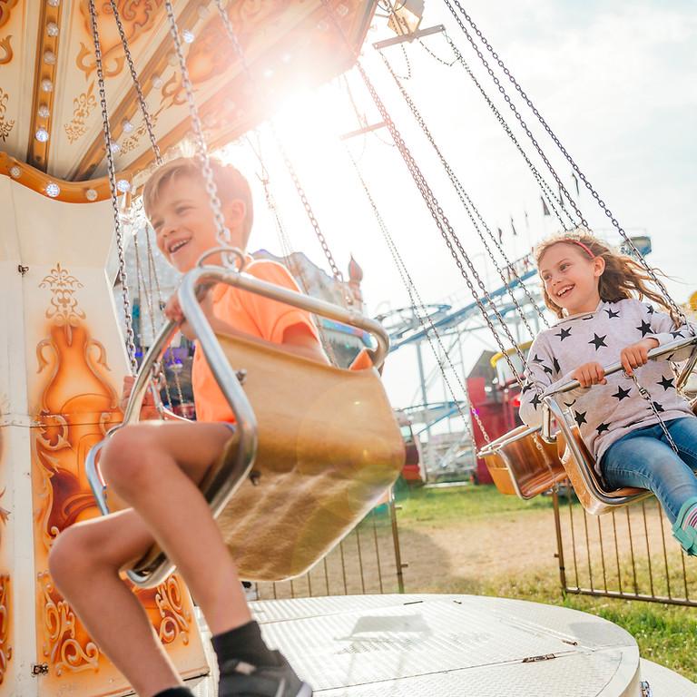 Kids Halloween Dress Up Circus Camp