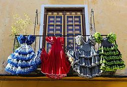 Vestidos de flamenco