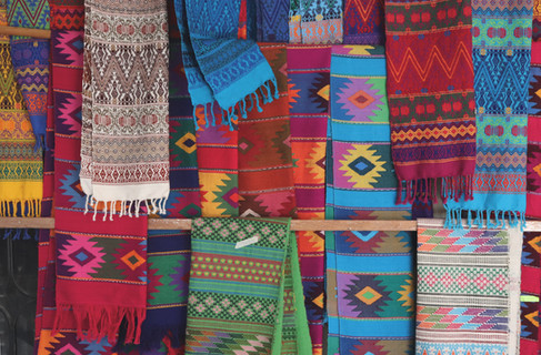 Colorful Scarves