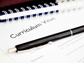 5 Tips On How To Guarantee Your CV Gets Noticed!