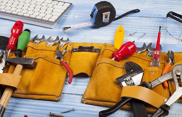 Cinturón para herramientas