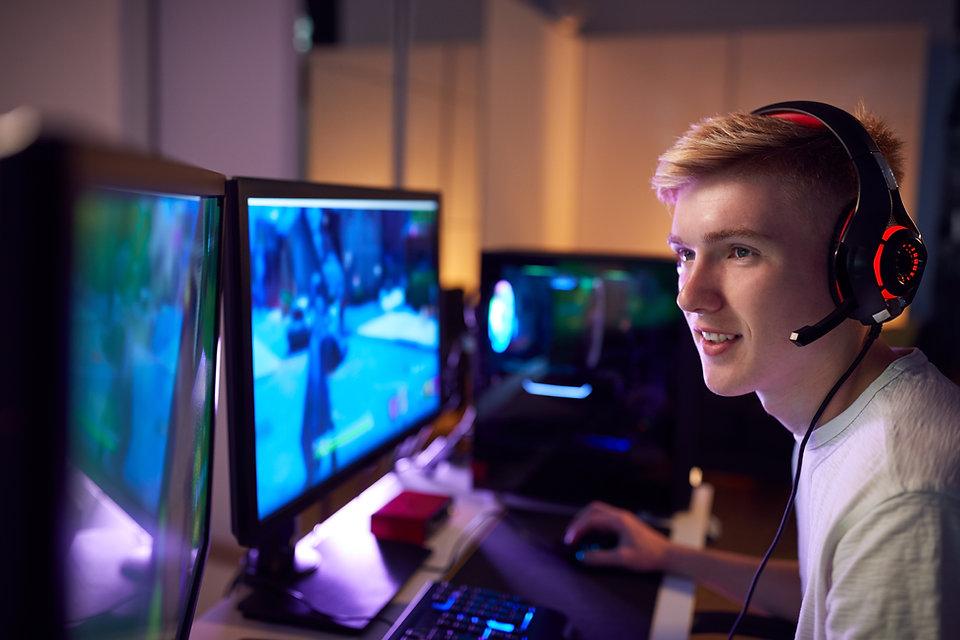 Multi Screen Gaming