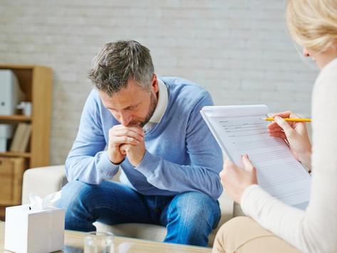 When Men Need Counseling by Konstantin Lukin, Ph.D.