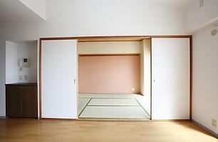 マンション空室