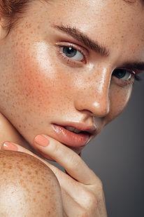 Retrato de close-up