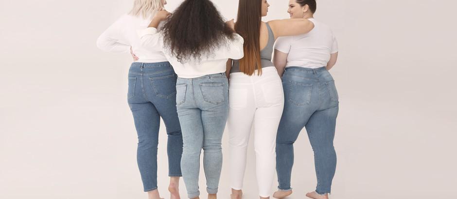El impacto de los estereotipos del cuerpo femenino