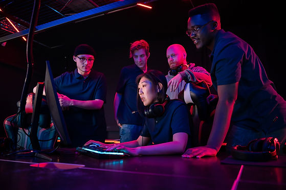 Gaming Event Competition