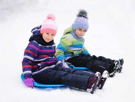 5 Coping Strategies for Parents during the COVID Winter Break