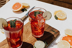 Citrus Cold Drinks