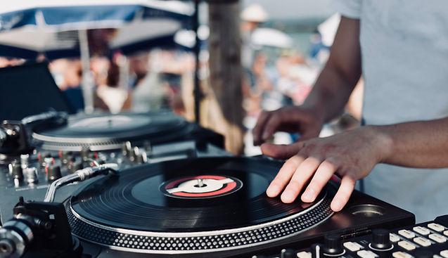 DJ 믹싱