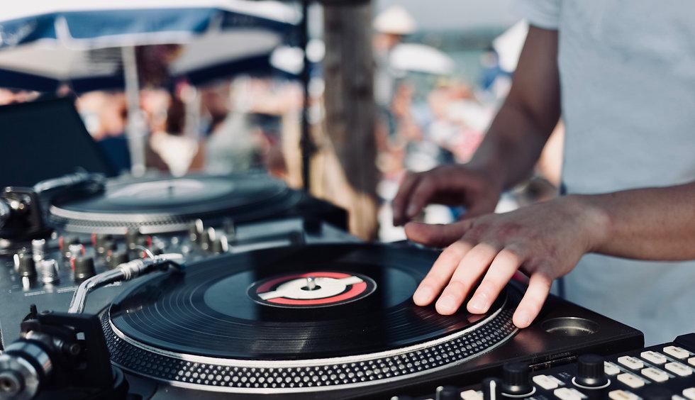 mezclas de DJ