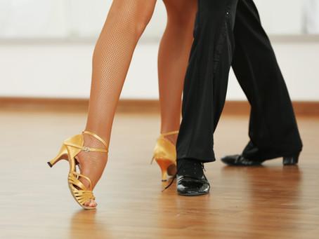 9 Yoga houdingen voor je Tango-voeten