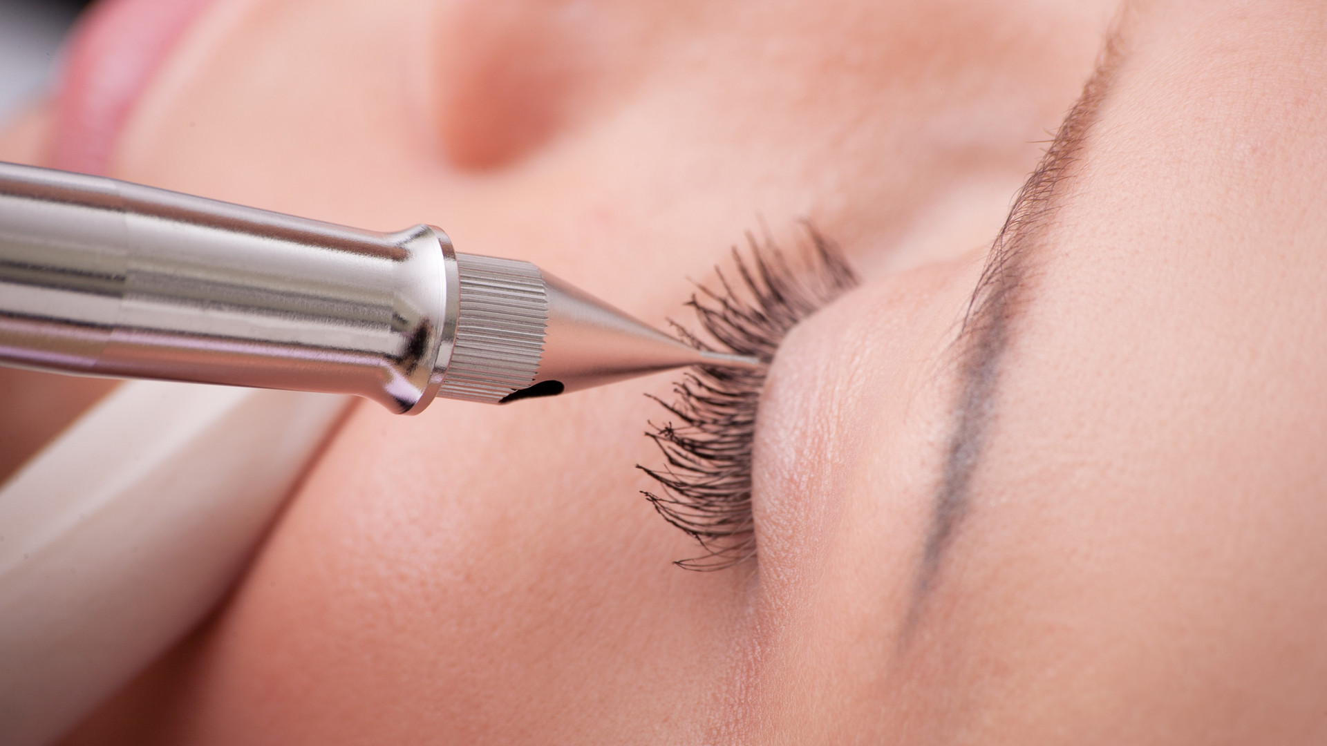 Permanent Eyelash Makeup
