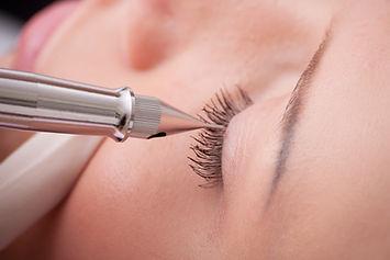 Permanent Eyelash Makeup