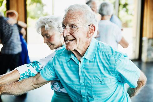 Senior Dance Club