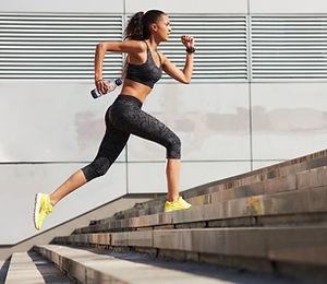 Kobieta Sprint