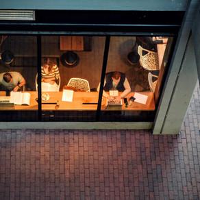 Cafés by Pascal Dominic Niederhaeuser