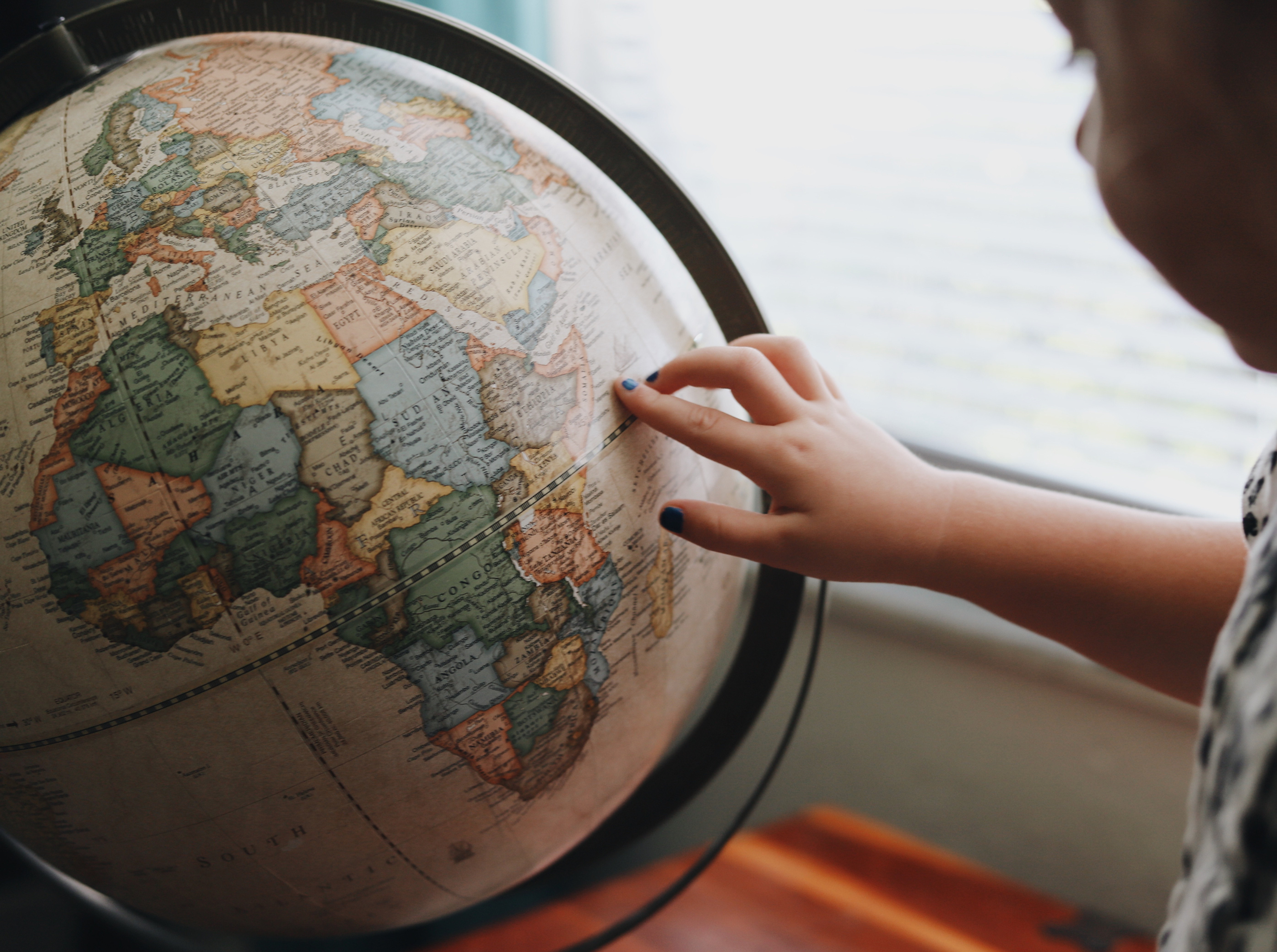 Astrocartography & Relocation