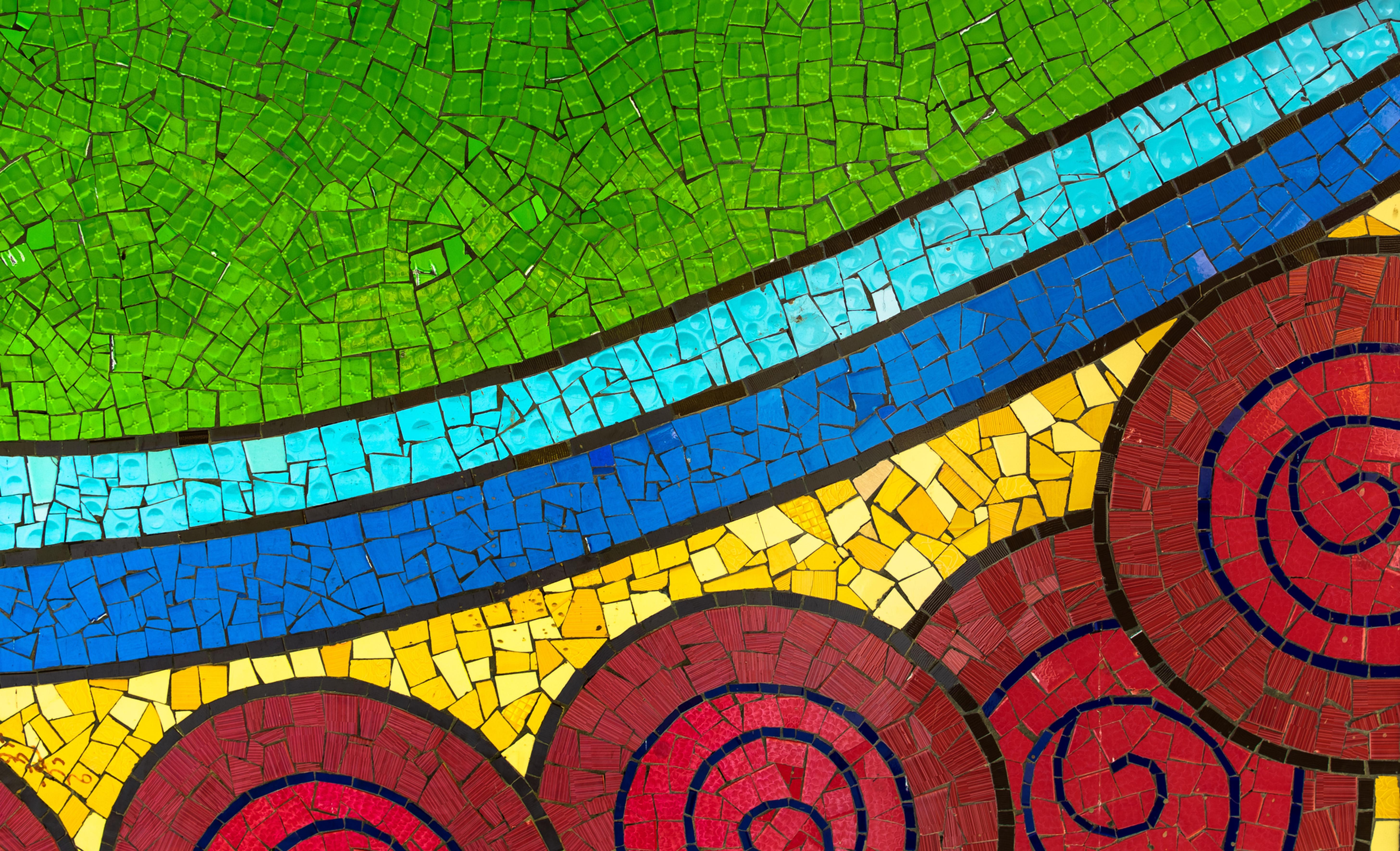 Mosaic Shapes with Kristen Schipke