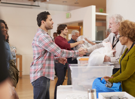 Association caritative et industrie financière: une combinaison gagnante?
