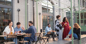 De Blasio and City Council Approve Outdoor Dining Year Round