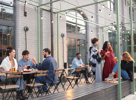 How to Make Outdoor Dining Safer for Staff and Customers