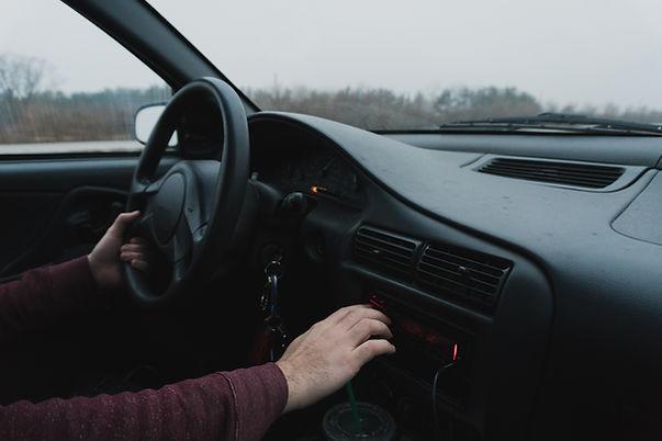 駕駛汽車立體聲