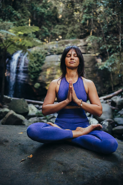 Doğada Yoga