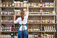Im Supermarkt