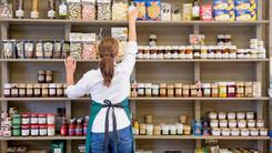 Mercados e padarias