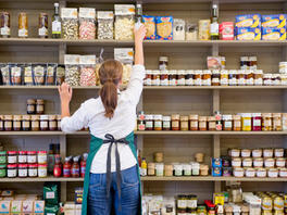 店舗や支店の在庫確認や管理