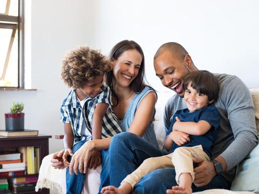 As famílias necessitam de apoio