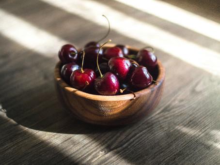 Conseils diététiques : la cerise.