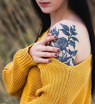 Tatuaje de hombro