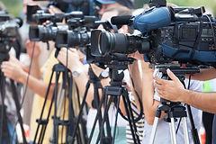新聞攝影機
