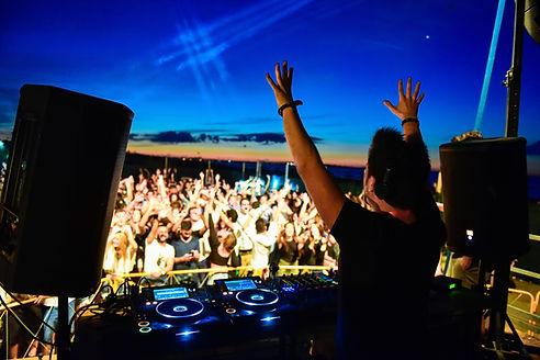 Show com DJ