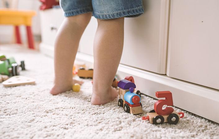 Süße Füße