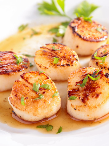 Cooking 101…How to Cook Perfect Seared Scallops